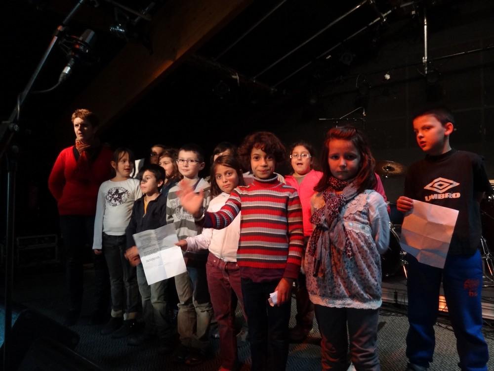 JEUDI 8 NOVEMBRE : Enregistrement De La Chanson !